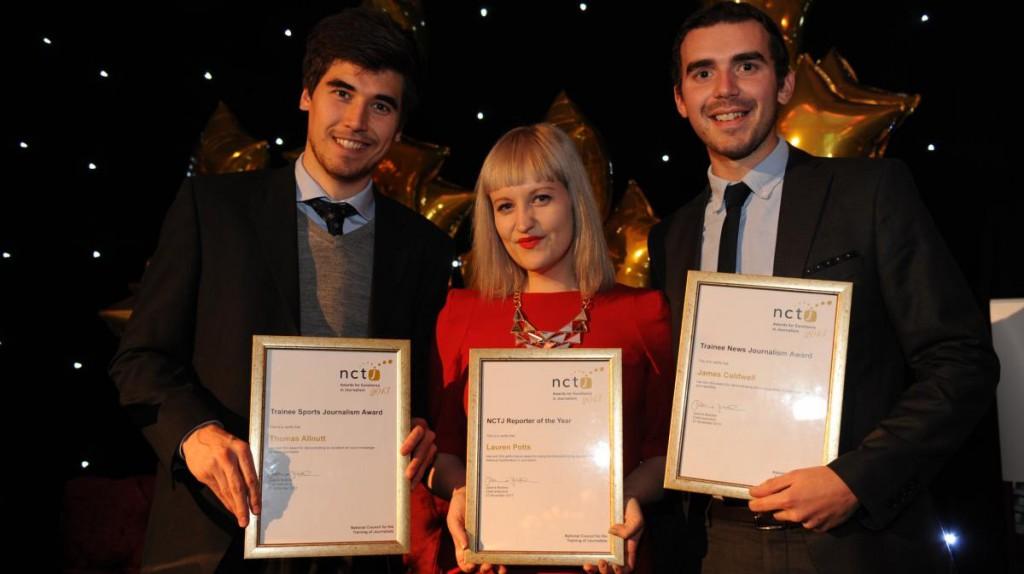 News Associates Award winners