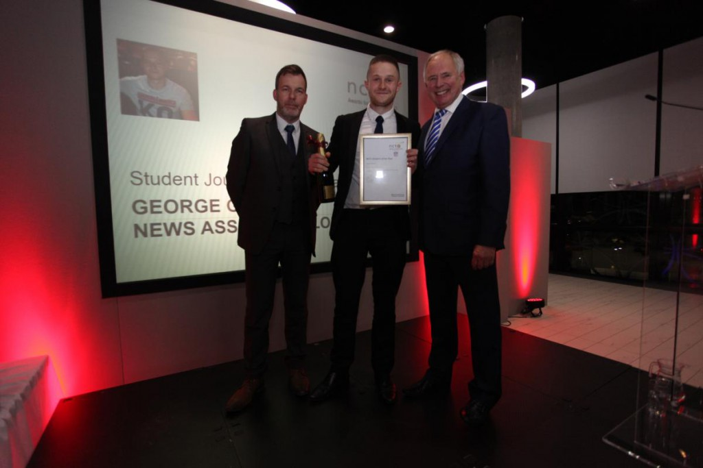 Student of the year - George Gigney
