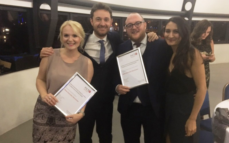 We've done the double! News Associates crowned top NCTJ journalism course again