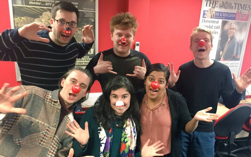 A behind the scenes guide to studying at News Associates: What we've been up to in March