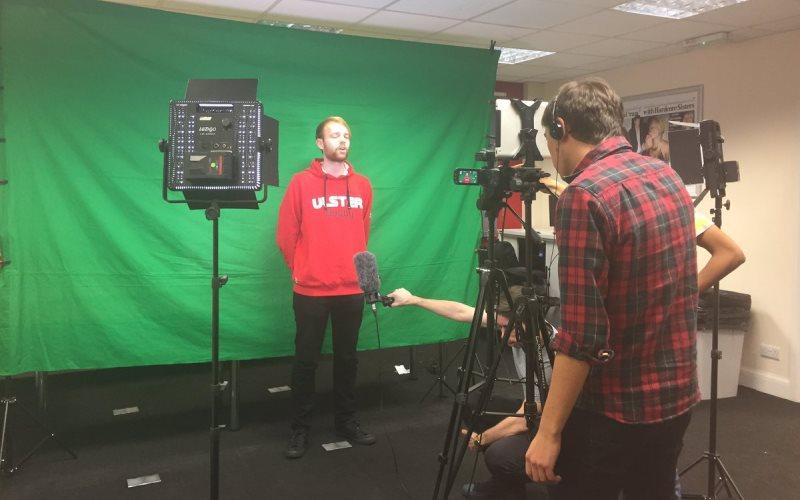 sports journalism training at news associates