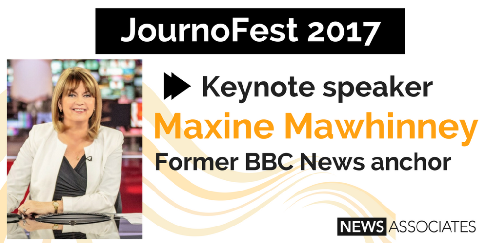 news associates guest speaker Maxine Mawhinney