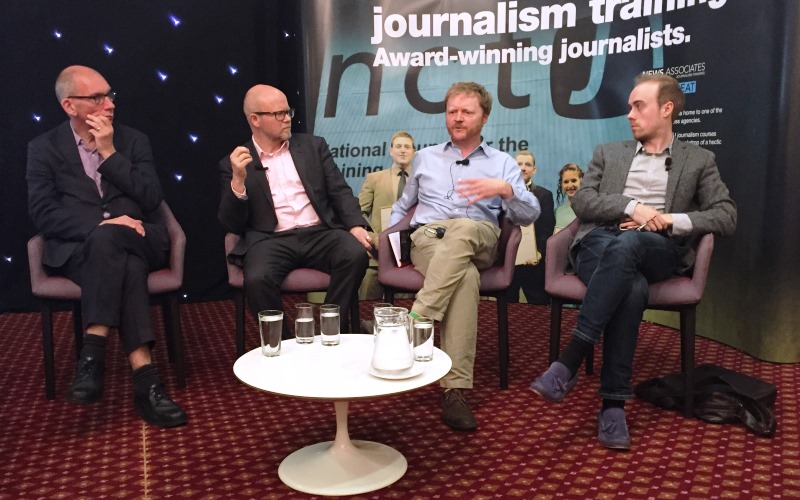 Political Journalism: Going beyond the Westminster bubble
