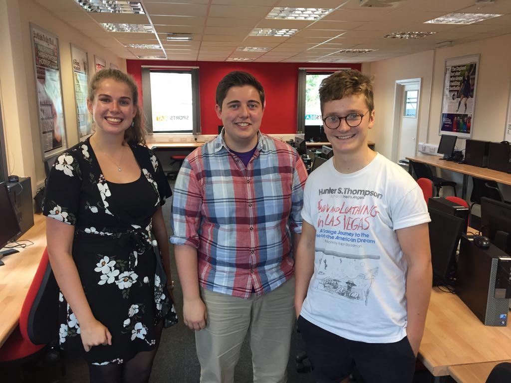 journalism apprenticeships