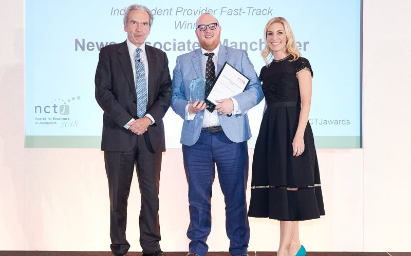 News Associates fast-track course wins NCTJ award