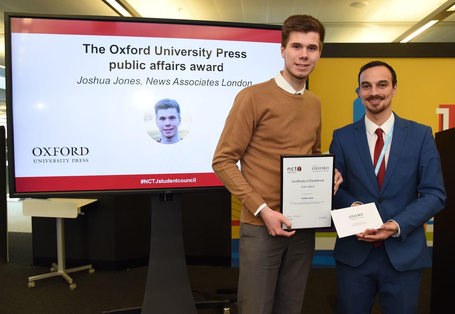 nctj courses news associates graduates