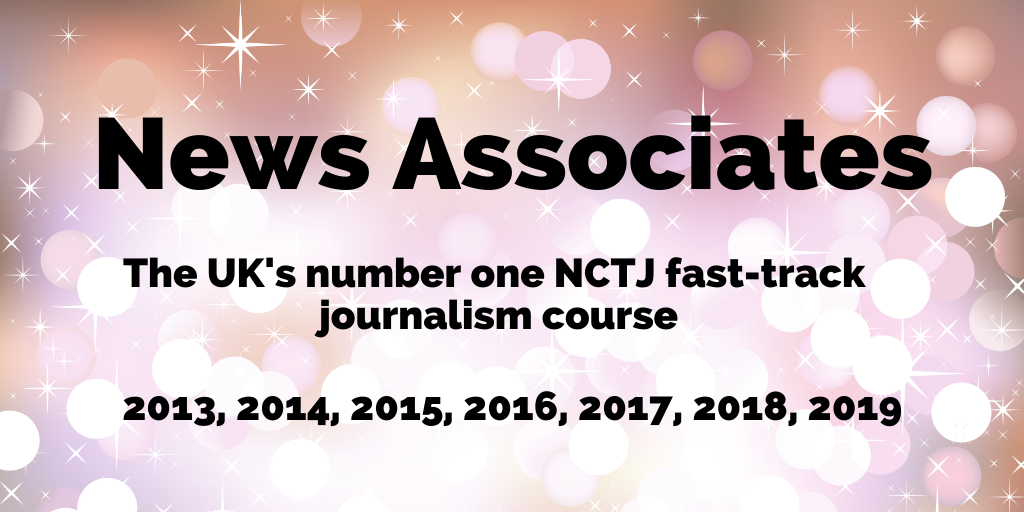 News Associates is the number one fast-track journalism school