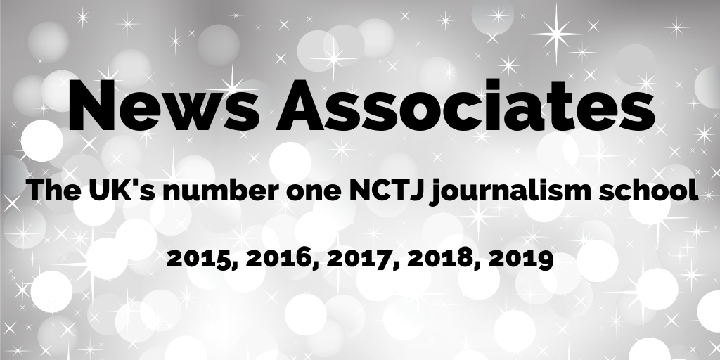 News Associates is the UK's number one NCTJ journalism school.