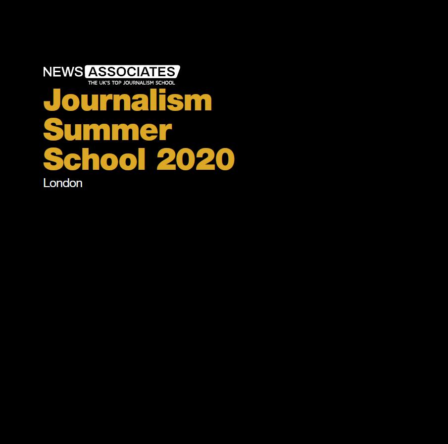 journalism summer school