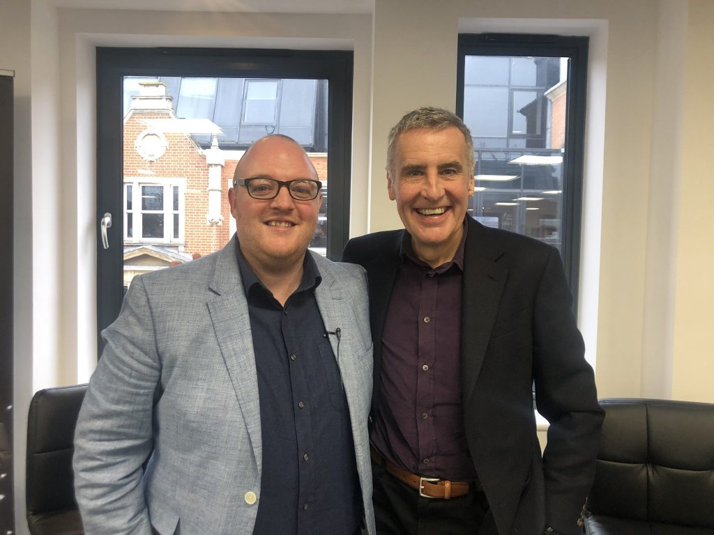 News Associates conference: Dermot Murnaghan